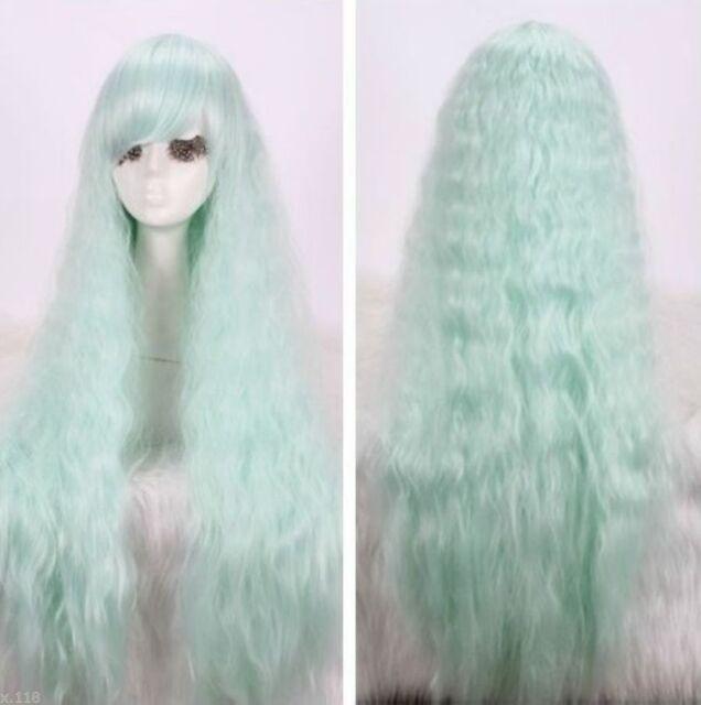 Lolita Popular Gentle Bohemian ear of corn fluffy curly wig   A87