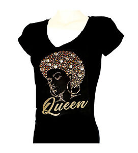 39b3a026d4520 Details about Womens T-shirts silver print Iron on