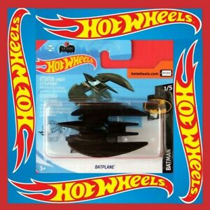 Hot-Wheels-2020-batplane-56-250-neu-amp-ovp