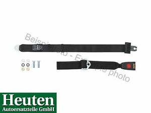Seatbelt-Securon-lap-belt-static-black-210AM