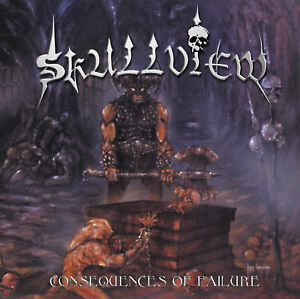 SKULLVIEW-Consequences-Of-Failure-CD-2002-R-I-P-Records-NEW-SEALED