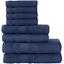 thumbnail 9 - Towel Set 8 Piece Set Bath Towel Hand Towel Washcloth Also in Lot Qute Towels