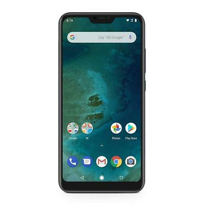 Xiaomi Mi A2 Lite Dual SIM 64GB 4GB RAM Nero Black Versione Global Banda 20