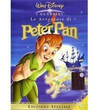 DISNEY Le avventure di Peter Pan - ES 2 dvd slipcover