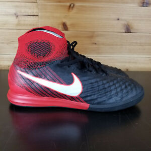 the latest 932f9 d66de Image is loading Nike-MagistaX-Proximo-II-IC-DF-Indoor-Soccer-