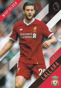 2017-18-Topps-Premier-League-or-Football-Cartes-a-Collectionner-73-Adam