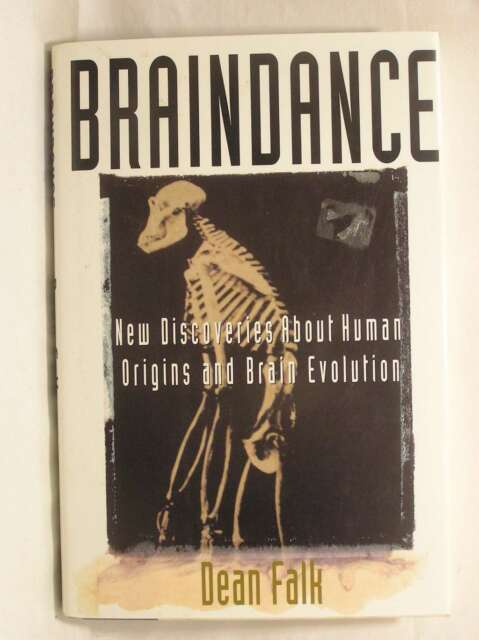 Braindance, Falk, Dean, Very Good Book