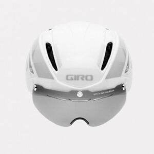 Silver Flash Giro Air Attack Bicycle Helmet Replacement Eye Shield One Size