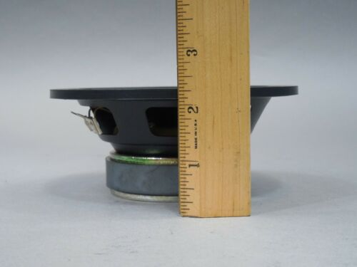 8 OHM 5 Inch Speaker Polly Cone Woofer PAIR