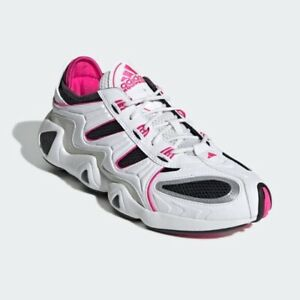 Details about New Adidas Men's Originals FYW S-97 Athletic Shoes Sneakers -  White/Pink(G27987)