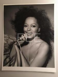 Diana-Ross-11x14-Vintage-Harry-Langdon-Music-Photo-OS44