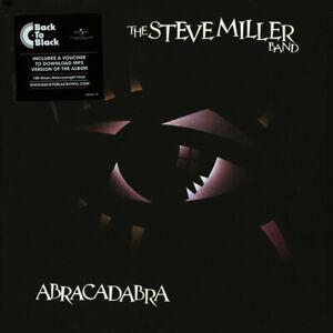 Steve-Miller-Band-Abracadabra-Limited-Edition-Vinyl-LP-1982-EU-Reissue
