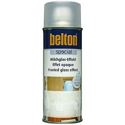 speziallack belton milchglas effekt spraydose 400ml lackspray ebay. Black Bedroom Furniture Sets. Home Design Ideas