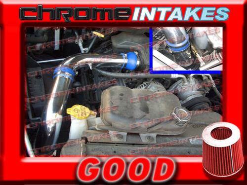 NEW 02-10 Dodge Ram 3.7 3.7L 4.7 4.7L 5.7 5.7L V6 V8 COLD AIR INTAKE KIT STG2