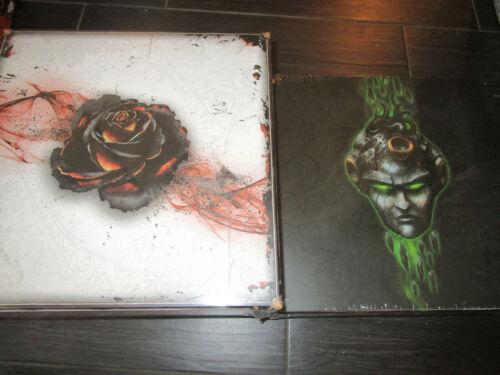 NEW Black Rose Wars Kickstarter Board Game + Crono Expansion Stretch Goals KS
