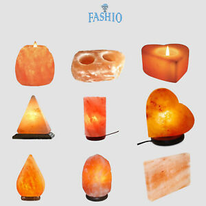 Details About Himalayan Salt Lamp Rock Natural Salt Pink Lamps With Plug Bulb