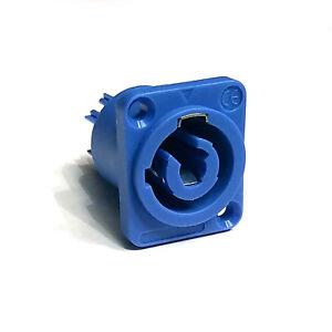10x Plaque Mount Power Input Jack Connecteur-powercon Compatible-afficher Le Titre D'origine Un RemèDe Souverain Indispensable Pour La Maison