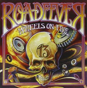 Roadfever-WHEELS-ON-FIRE-CD-NEU