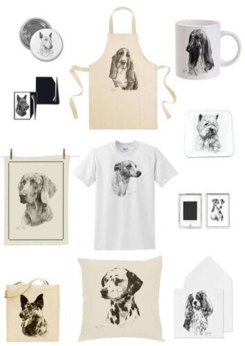 "Mike Sibley Beagle dog breed 100/% cotton tea towel  67cm x 47cm 26½/""x18½/"" gift"
