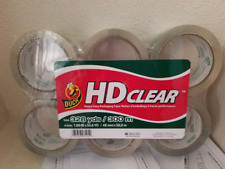 Duck Hd Cs556pk Heavy Duty Packing Tape Refill 188 Inch X 546 Yard 6 Rolls