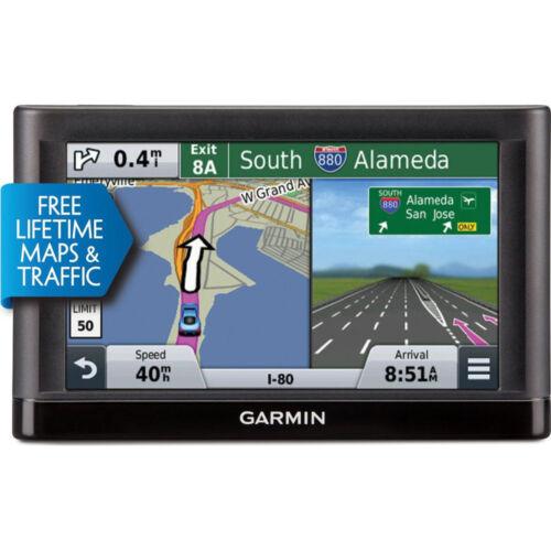 Garmin nuvi 56LMT GPS Navigation North America with Lifetime Maps /& Traffic