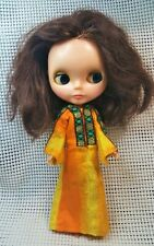 Vintage 1972 Kenner Blythe Doll Brunette / Eyes Working And Beautiful / Rare