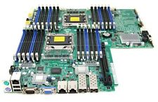 Supermicro X9DRW-ITPF+ Dual LGA2011 Intel Xeon E5-2600 v2 CPU Mainboard 10G SFP