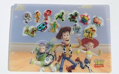 12 coole Disney Pins Pin´s Toy Story New Generation Carrefour