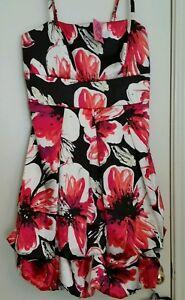b23bfa9c154 Image is loading NWT-Torrid-Dress-Floral-Size-16-or-1