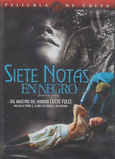 DVD - Siete Notas En Negro NEW The Psychic Lucio Fulci FAST SHIPPING !