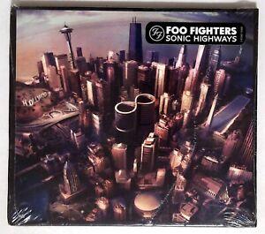 Foo-Fighters-Sonic-Highways-88843-09008-2-US-CD-Album-SEALED