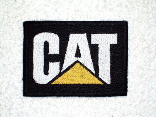 CAT Caterpillar Embroidered Patch Dozer,Excavator,equipment,diesel