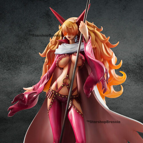 ONE PIECE - Sadi-chan Sadie Limited Edition 1/8 Pvc Figure P.O.P. Megahouse