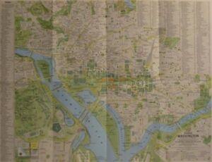 Details about 1964 Road Map WASHINGTON DC Georgetown Capitol Hill Pentagon on georgia tech map, uc irvine map, otterbein map, nau map, gmu map, bsu map, cmu map, uiuc map, vassar map, birmingham map, notre dame map, lehigh map, skidmore map, fordham map, george mason map, foggy bottom map, villanova map, lee university campus map, umd map, amherst map,