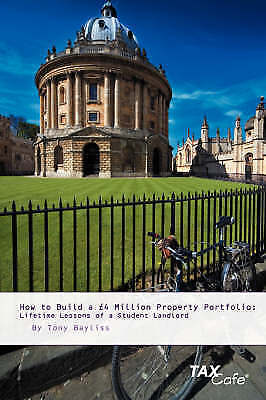 How to Build a 4 Million Property Portfolio: Lifetime Lessons of a Student Landl
