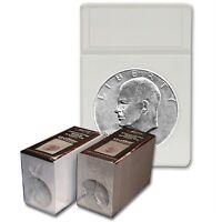 (50) Bcw Display Slab Inserts - Dollar - White