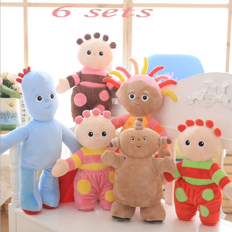 HOT KIDS OFFICIAL PLUSH SOFT TOYS FROM IN THE NIGHT GARDEN VARIATION 40cm