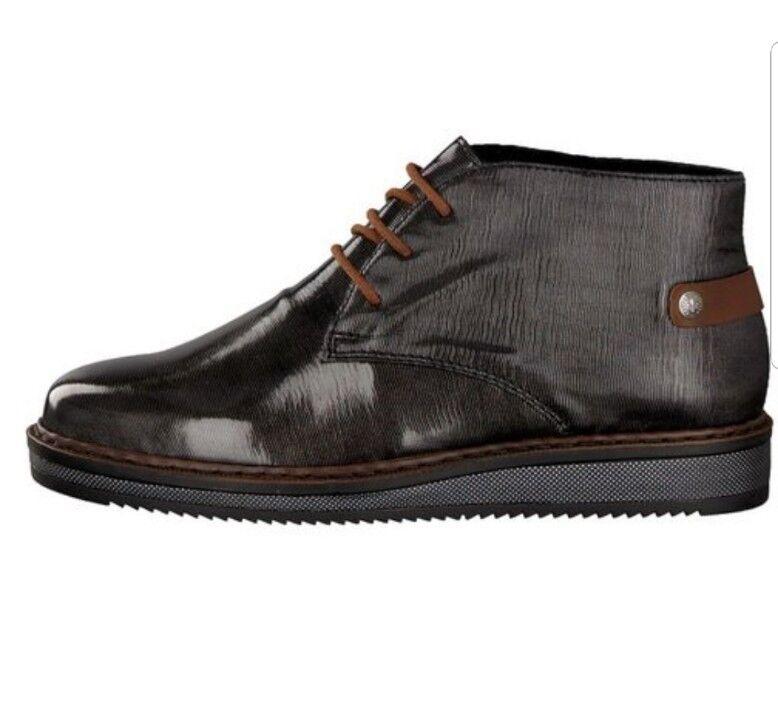 Rieker Damens Lace-Up Boot UK Grau N0330-45 SIZE UK Boot 6 ab0ff2