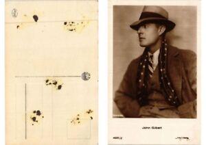 CPA-John-Gilbert-Iris-Verlag-428-2-FILM-STAR-595069