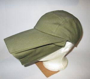 Military-Green-Cadets-Shooting-cap-Indoor-Outdoor