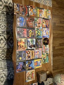 Large PC Game lot 25 Please Read.