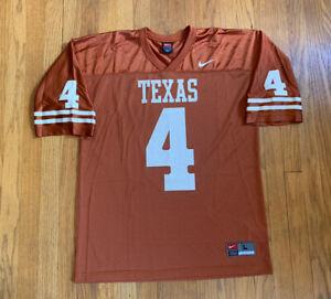 Texas-Longhorns-Vintage-Nike-Roy-Williams-Football-Jersey-Size-L-EUC