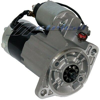 100/% NEW STARTER FOR NISSAN XTERRA FRONTIER PICKUP 3.3 3.3L V6 *ONE YR WARRANTY*