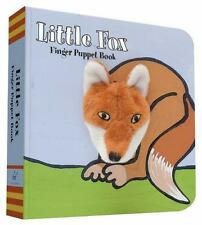 Little Fox : Finger Puppet Book by Chronicle Books Staff and ImageBooks Staff (2015, Board Book)