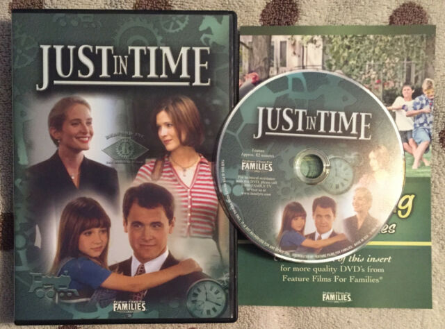 Just In Time (DVD 2003 OOP R1) Feature Films Families Jeremy London