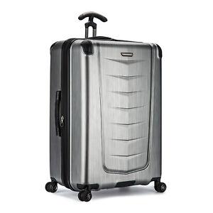 """Silverwood 30"""" Polycarbonate Large Hardside Expandable Spinner Luggage Suitcase"""
