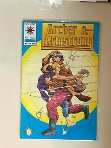 Archer-and-Armstrong-0-NM-Valiant-1992-VF-NM-9-0