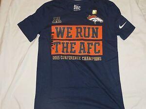 Nwt T Ebay Denver The Afc We Llarge Broncos Run Nike Shirt Nfl CAwqBxSvv
