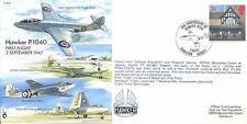 EJA 6 Sea Hawk Hawker P1040 RAF flown cover