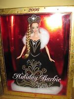 Holiday Barbie By Bob Mackie 2006 Collectible Designer Braid Gown Doll Blonde